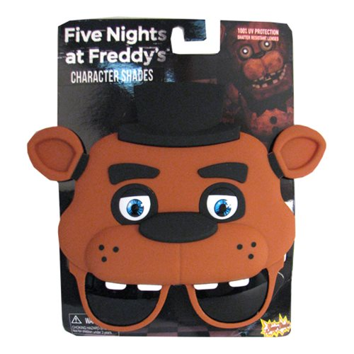 Five Nights at Freddy's Fazbear Sun-Staches