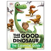 The Good Dinosaur: The Essential Guide Hardcover Book