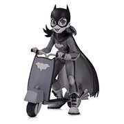 DC Artists' Alley Batgirl Black and White by Chrissie Zullo Designer Vinyl Figure