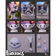 Plunderlings Feral Zombone 1:12 Scale Action Figure