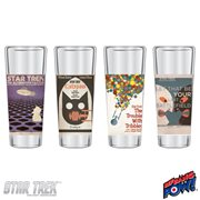 Star Trek The Original Series Fine Art Shot Glasses Set 3