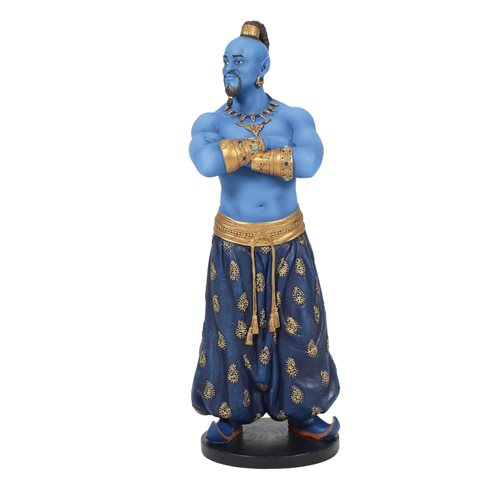 Disney Showcase Aladdin Live-Action Genie Statue