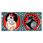 Star Wars BB-8 and BB-9E by Brian Miller Lithograph Art Print
