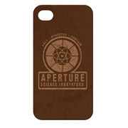 Portal 2 1940s Aperture Laboratories iPhone Case
