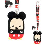Mickey Mouse Deluxe Lanyard with Card Holder