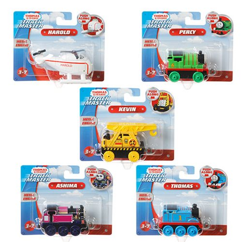 Thomas & Friends Track Master Push Along Small Vehicle Case