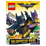 The LEGO Batman Movie: The Essential Guide Hardcover Book