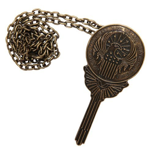 Fantastic Beasts and Where to Find Them MACUSA Pendant Pin