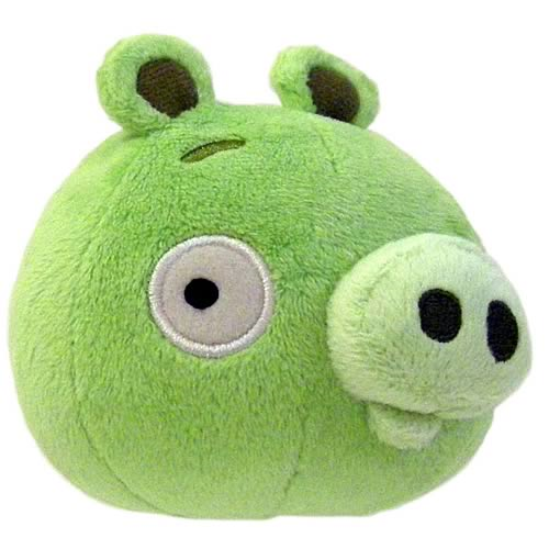 Angry Birds Piglet 16-Inch Plush