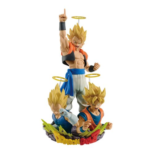 Dragon Ball Z Com: Figuration Gogeta Vol. 2 Statue