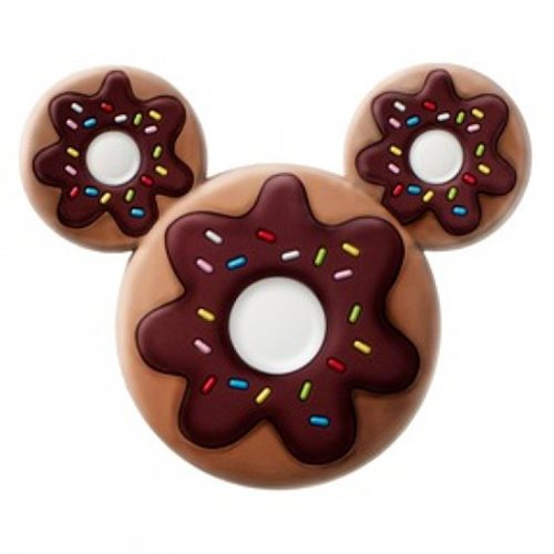 Mickey Mouse Donut Scented PVC Magnet