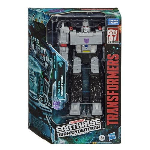 Transformers Generations Earthrise Voyager Wave 3 Case