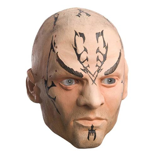 Star Trek 2009 Movie Nero Deluxe Latex Adult Mask