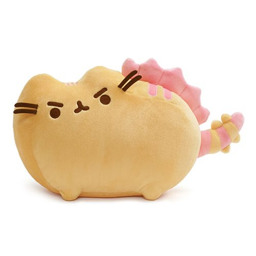 Pusheen the Cat Pusheenosaurus Strawberry Banana Yellow 13-Inch Plush