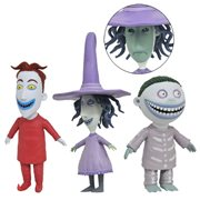 Nightmare Before Christmas Select Series 3 Lock, Shock, and Barrel Action Figure Set