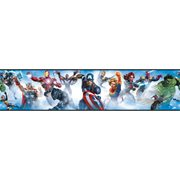 Marvel Avengers Peel and Stick Border