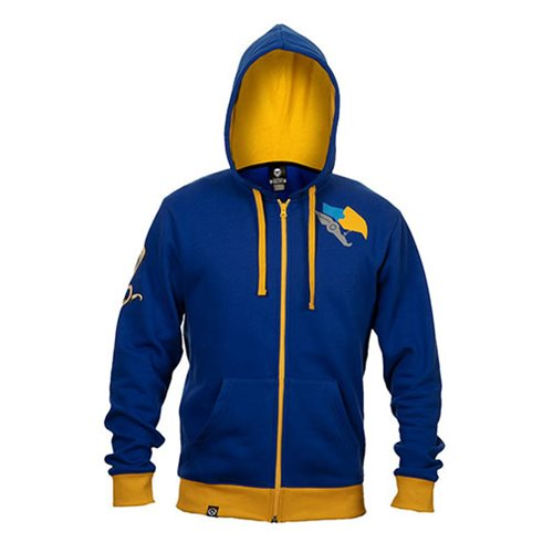 Overwatch Ultimate Pharah Zip-Up Hoodie