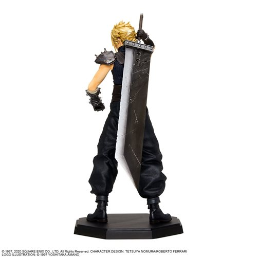 Final Fantasy VII Remake Cloud Strife Statuette