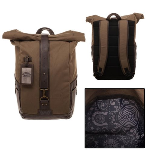 Westworld Roll Top Backpack