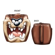 Looney Tunes Taz Face Ceramic 3D Sculpted Mug