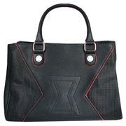 Black Widow Embossed Purse