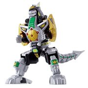 Mighty Morphin Power Rangers Super Mini-Pla Dragonzord Model Kit