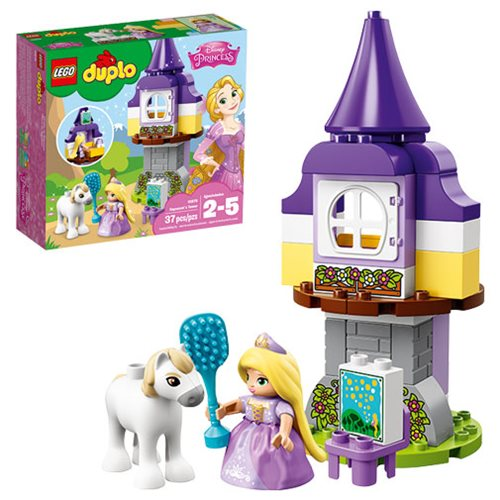LEGO DUPLO Tangled 10878 Rapunzel's Tower