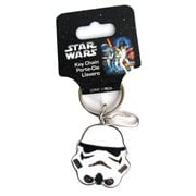 Star Wars Stormtrooper Enamel Key Chain