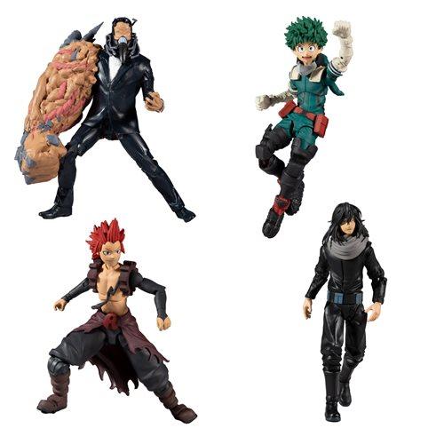 My Hero Academia Series 4 7-Inch Action Figure Case