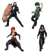 My Hero Academia Series 4 7-Inch Action Figure Case