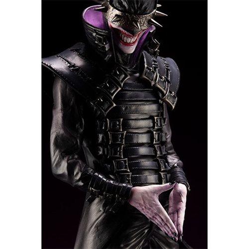 Картинки по запросу ArtFX 1/6 Scale Statues - DC Comics - Dark Nights: Metal - Batman Who Laughs