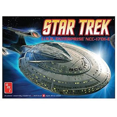Star Trek Enterprise 1701-E  1:2500 Model Kit