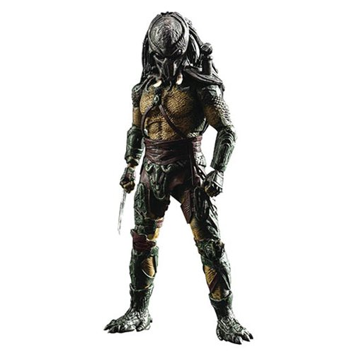 Predators Tracker Predator 1:18 Scale Action Figures - Previews Exclusive
