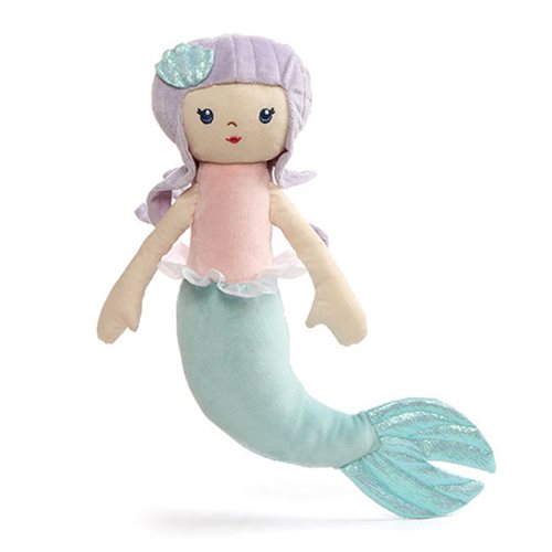 Misty Mermaid Doll 12-Inch Plush