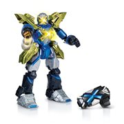 Mech-X4 Technopathy 12-Inch Action Figure and Mech Link Band Set