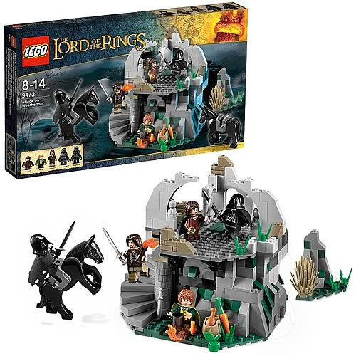 LEGO Lord of the Rings 9472 Attack on Weathertop