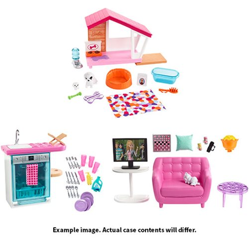 Barbie Indoor Furniture Accessory Case Entertainment Earth