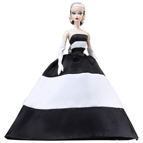 Barbie Black-and-White Forever Doll