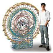 K'NEX Ferris Wheel 6-Foot Building Set