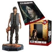 The Walking Dead Daryl Dixon with Bowling Ball Figure with Collector Magazine #20