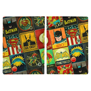 Justice League Passport Cover