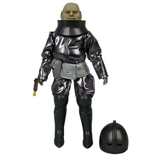 Doctor Who Series 1 Sontaran Field Major Styre Action Figure