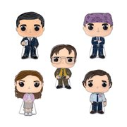 The Office Large Enamel Pop! Pin Wave 3 - 1 Random Pin