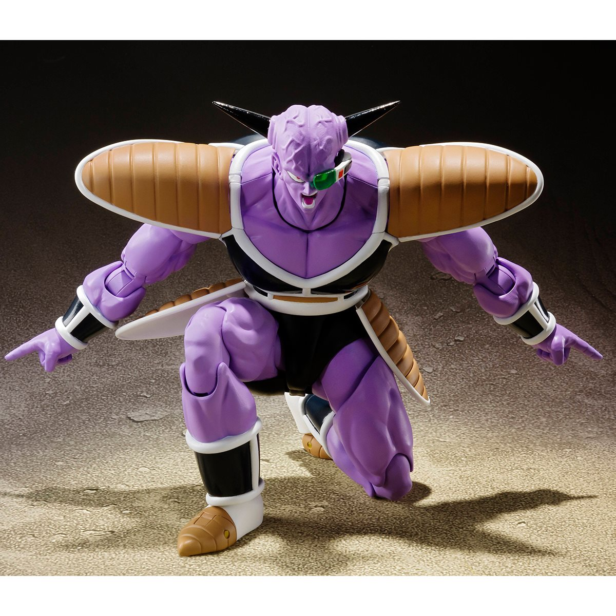 Dragon Ball Captain Ginyu S H Figuarts Action Figure