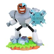 DC TV Gallery Teen Titans Go! Cyborg Statue
