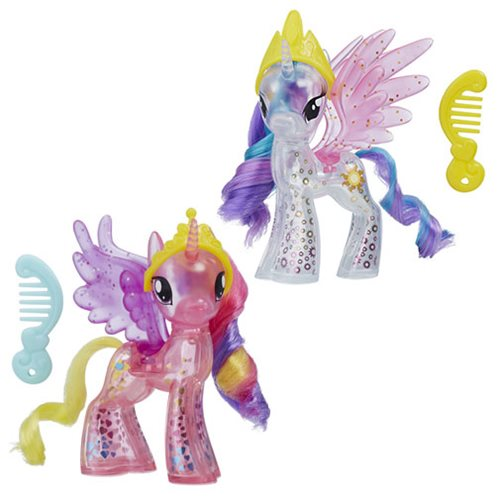 My Little Pony The Movie Princess Glitter Celebration Wave 1 Set