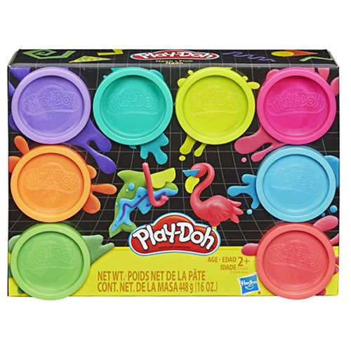 Play-Doh 8-Packs Wave 1 Set