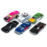Johnny Lightning Street Freaks Wv 2A Die-Cast Metal Vehicles Case