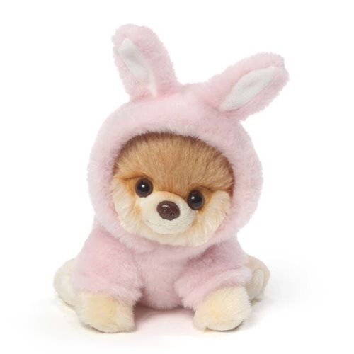 Itty Bitty Boo Bunny Boo Plush 043 Entertainment Earth