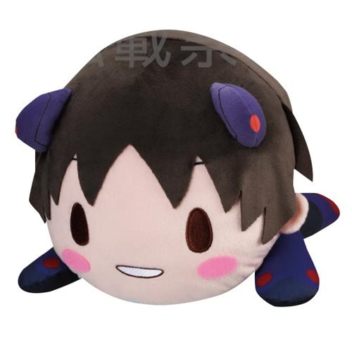 Evangelion: 3.0+1.0 Plug Suit Shinji Lay-Down Plush